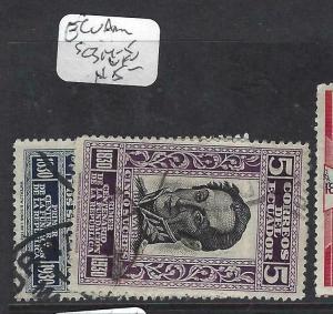 ECUADOR (P1702B)  SC 314-5   VFU