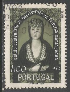 PORTUGAL 782 VFU Z430-3