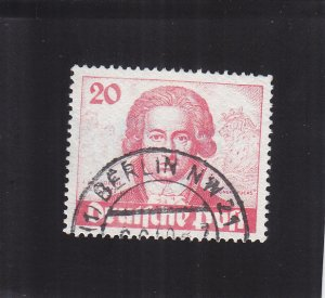 Germany-Berlin: Sc #9N62, Used (S18425)