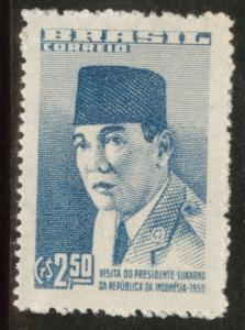 Brazil Scott 889 MNH** 1959 stamp CV $0.25