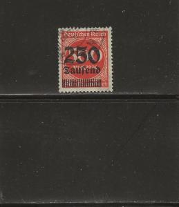 Germany 260 used