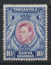 Kenya Uganda Tanganyika SG 149a perf 14 Used