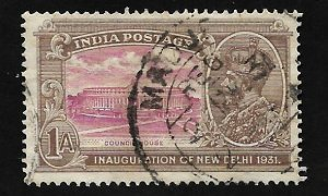 India 1931 - U - Scott #131