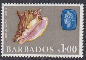 Barbados Sc #279a MNH; Mi #247