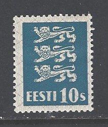 Estonia Sc # 95 mint hinged (DT)