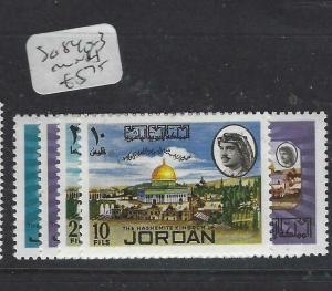 JORDAN  (PP1304B)  SG 840-3  MNH