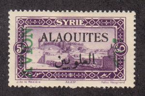 Alaouites Scott #C7 MH