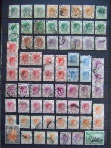 Hong Kong QV/GVI/QEII large collection (4 scans)