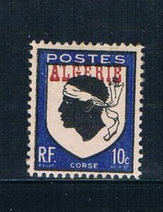 Algeria 208 MNH Arms of Corsica 1947 (A0292)+