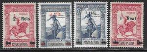 Portuguese India 492-495  Mint