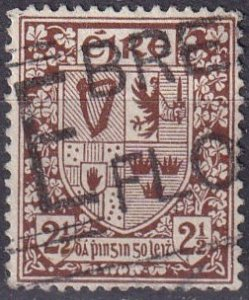Ireland #110  F-VF Used CV $3.50 (V4739)
