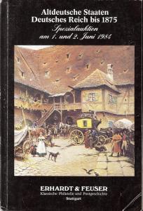 Erhardt & Feuser: Sale # 11  -  Altdeutsche Staaten Deuts...