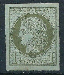 [M05] France / 1872(3) - Colonies, MNG, Mi No:14 (30€)