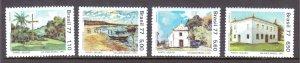 Brazil - Scott #1505-1508 - MNH - SCV $3.75