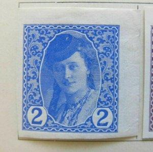 A6P19#73 Bosnia & Erzegovina 1913 2h mh*