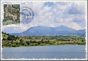 Serbia. 2019. City of Sokobanja (Mint) Maximum Card