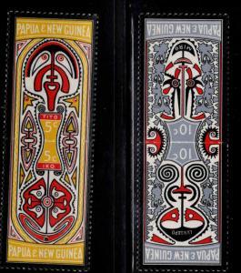 PNG Papua New Guinea Scott 280-283 MNH** Myths of Elema set