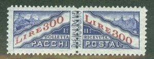 BD: San Marino Q36 mint CV $110