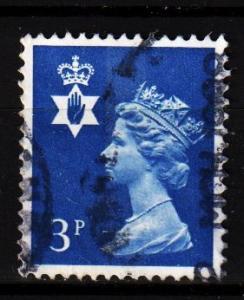 Northern Ireland - #NIMH2 Machin Queen Elizabeth II - Used