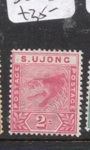 Malaya Sungei Ujong SG 50 MOG (7dkz)