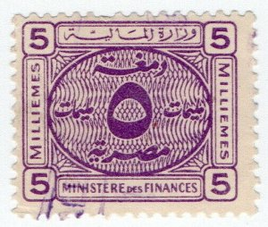 (I.B) Egypt Revenue : Ministry of Finance 5m