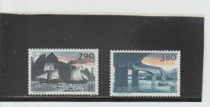 Norway  Scott#  928-929  MNH  (1988 Europa)