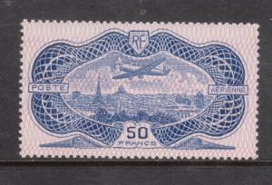 France #C15 Extra Fine Never Hinged