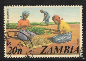 Zambia Used  [9250]
