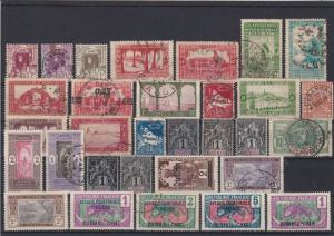 French Colonies Mixed Collectable Stamps Ref 27856