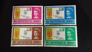 Jersey 1969 Independence of Jersey Mail Office Mint