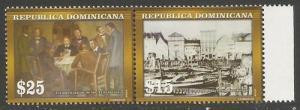 Dominican Republic 1527 MNH JB