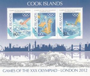 Cook Islands #1415a  MNH CV $6.00 (K1875L)