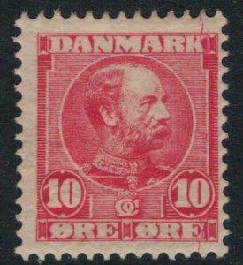 Denmark #65*  CV $2.75