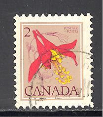 Canada Sc # 707 used (DT)