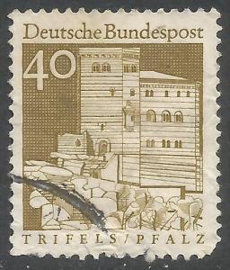 GERMANY 942 VFU Z002-5