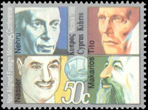 Cyprus #709-711, Complete Set(3), 1988, Never Hinged