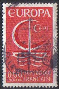 FRANCE, 1966, used  60c  Europa.