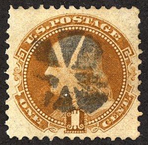 U.S. #112 Used