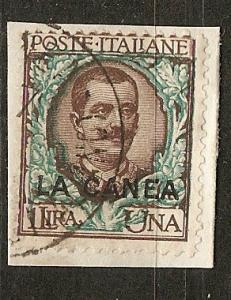 Italy Off Crete 12 SG 12 O/P AF 1906 SCV $85.00