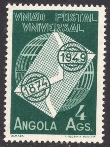 ANGOLA SCOTT 327