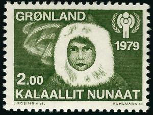 Greenland Scott #111 VF MNH...Nice!