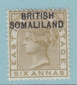 SOMALILAND PROTECTORATE 13  MINT HINGED OG * NO FAULTS VERY FINE!