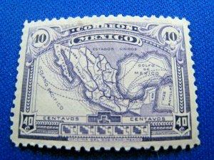 MEXICO  1917  -  SCOTT # 626   MH   (Hm5)