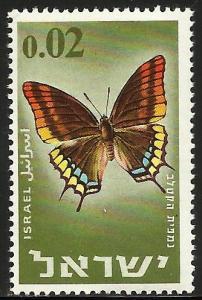 Israel 1965 Scott# 304 MH