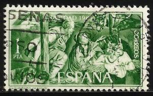 Spain 1965 Scott# 1330 Used