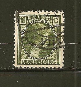 Luxembourg 160 Grand Duchess Used