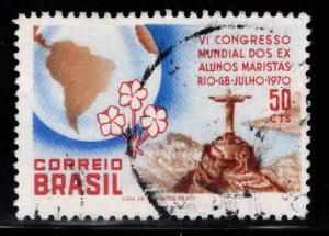 Brazil Scott 1170 Used postage stamp