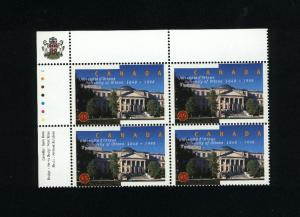Canada #1756 Mint VF NH PB 1998 PD 3.50