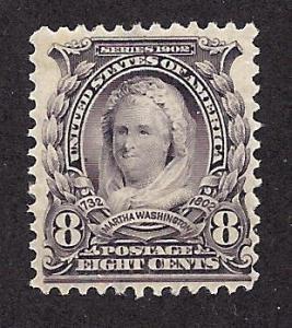 306 Mint,OG,H... SCV $45.00