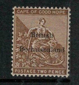 Bechuanaland 1885-1887 SC 7 Mint